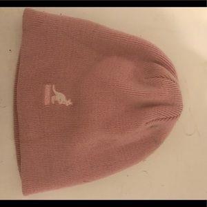 Baby Pink Kangol Beanie